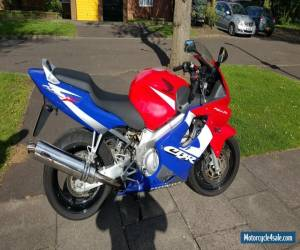 2001 HONDA CBR 600 F RED for Sale