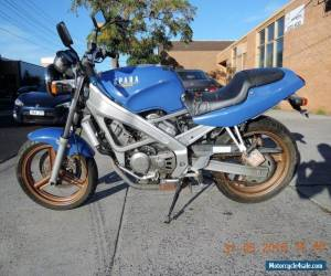 HONDA VT250 SPADA 1989 LOW KMS GREAT CHEAP COMMUTER OR CAFE RACER PROJECT N.R.  for Sale