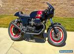 1986 Moto Guzzi Le Mans for Sale