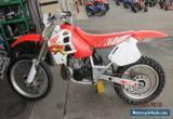 HONDA CR500 - 1991  $10990 for Sale