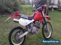 Honda XR600 1999