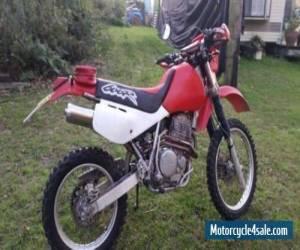Honda XR600 1999 for Sale