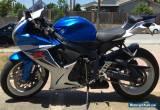 2011 Suzuki GSX-R for Sale