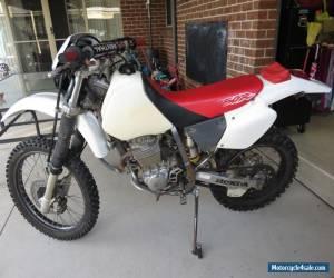 Honda XR 250R Trail Bike for Sale