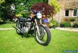 1975 YAMAHA XS 650 B XS650B T120 T140 UN RESTORED  SUPERB CLASSIC BIKE for Sale