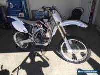Yamaha YZ450 2009 Limited Edition NO RESERVE