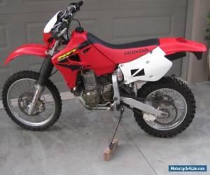 Honda XR650R for Sale