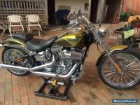 Harley Davidson CVO Breakout 2013