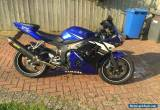2003 YAMAHA R6 BLUE  NO EXPENSE SPARED, PX Swap WHY car only for Sale