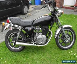yamaha xs250 us custom,genuine garage find, very easy project, runner for Sale