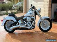 Harley Davidson Fatboy 2005 Model