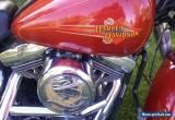 Harley Davidson Heirtage soft tail for Sale