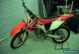 Honda CRF 450 R , 2003 MDL , Great Condition  for Sale