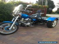 trike with independent suspension and nice paint work mot 1 year