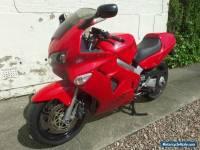 Honda VFR800F Motorcycle