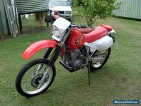 honda xr 650l 2013 model only 1500 klms electric and kick start