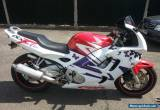 *** HONDA CBR 600 F3 1998 ***  FULL SERVICE HISTORY for Sale