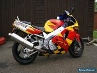1994 YAMAHA YZF750, Full MOT, Low Miles,New chain/sprockets ready for summer