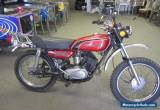 1974 Kawasaki G4 100CC ENDURO for Sale