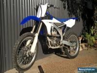 2014 yz250f yamaha dirt bike motocross