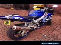 1998 YAMAHA YZF-R1 BLUE