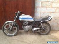 HONDA CB 250 SUPERDREAM 1981 CAFE RACER BARN FIND