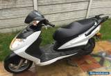 2008 Yamaha Cygnus 125cc White Commuter Scooter with MOT  for Sale