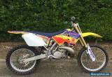 SUZUKI RM125 RM 250 2 STROKE MOTO X MOTOCROSS 2008 NO RESERVE DEP EXHAUST for Sale