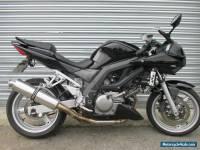 sv650 SK7 BLACK 2007