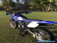 TTR 230 Yamaha motorbike