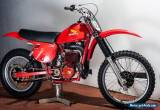1979 Honda CR250R Red Rocket VMX CR 250 vinduro  for Sale