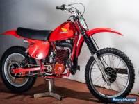 1979 Honda CR250R Red Rocket VMX CR 250 vinduro