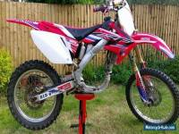 HONDA CRF250R CRF250 CRF 250 ROLLING CHASSIS PROJECT MX BIKE LOADS NEW PARTS