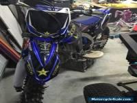 Yamaha 2012 YZ450F Dirt Bike
