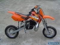1999 KTM SX 50 SENIOR SX