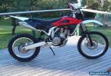 Husqvarna TE 510 2008 model with only 1957 genuine km's  for Sale