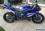 2007 YAMAHA YZF R1 07 BLUE **LOW MILEAGE** for Sale