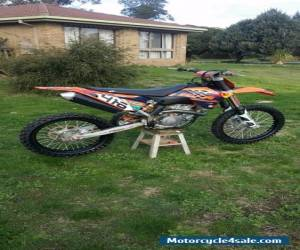 2008 KTM450SXF (NO RESERVE MAKE AN OFFER!!) for Sale