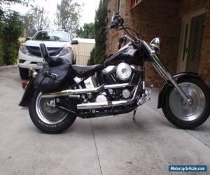 Harley Davidson FATBOY 1993  for Sale