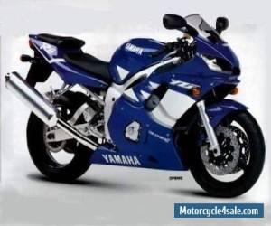 2001 Yamaha yzf 600 r6 for Sale