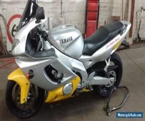 Yamaha YZF 600 for Sale