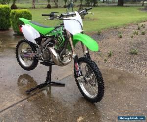 2007 Kawasaki KX250 for Sale