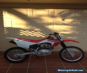 2016 Honda CRF150F for Sale