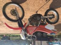 Motorbike  Honda XR250 Moto Motorbike Trail Victoria 3717