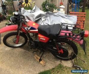 Honda ct200 for Sale