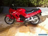 kawasaki gpx250 motorcycle