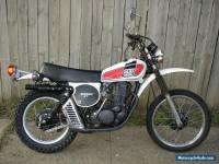 1976 Yamaha XT