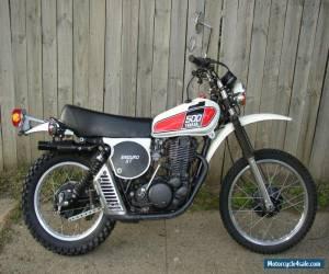 1976 Yamaha XT for Sale