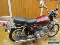 1977 HONDA CB 750 A Hondamatic RED