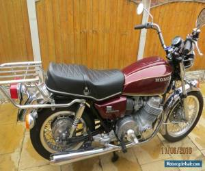 1977 HONDA CB 750 A Hondamatic RED for Sale